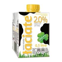 Mleko ŁACIATE UHT 2% 1L EXP0320