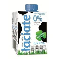 Łaciate mleko 0.5 L UHT 0 %