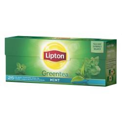 Herbata LIPTON GREEN MINT 25szt 201885/19676801
