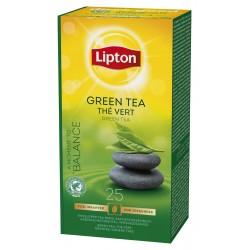 Herbata Lipton Green Tea Pure (25 saszetek)
