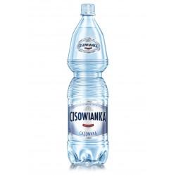 Woda CISOWIANKA 1,5l gazowana