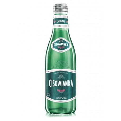 Woda Cisowianka 0,3l Classique (n/gaz) szkło