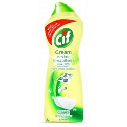 Mleczko do czyszczenia CIF Lemon, 780g