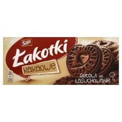 Ciastka ŁAKOTKI KAKAO 168g