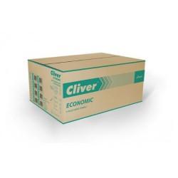 Ręcznik składany V CLIVER ECONOMY biały 4000