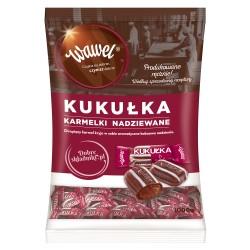 Cukierki Wawel Kukułka Karmelki nadziewane 1kg.