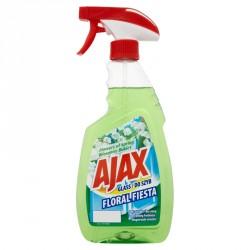 Płyn do mycia szyb AJAX Floral Fiesta, pompka, 500ml