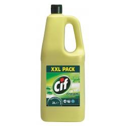 Mleczko do czyszczenia CIF Diversey Lemon, 2l
