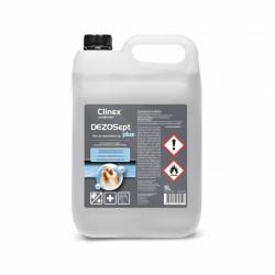 Płyn do dezynfekcji rąk CLINEX Dezosept Plus 5 wirusobójczy, bakteriobójczy