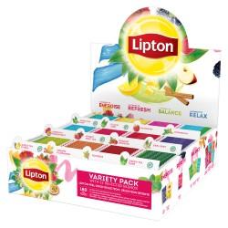 Herbata Lipton Variety Pack - 12 smaków x 15 kopert