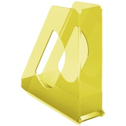 Pojemnik na dokumenty Esselte Colour'Ice 70mm żółty