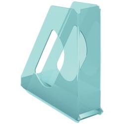 Pojemnik na dokumenty Esselte Colour'Ice 70mm niebieski