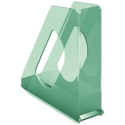 Pojemnik na dokumenty Esselte Colour'Ice 70mm zielony