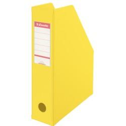 Pojemnik na czasopisma ESSELTE Vivida 70mm żółty