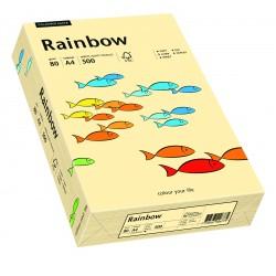 Papier xero kolorowy Rainbow kość słoniowa 06