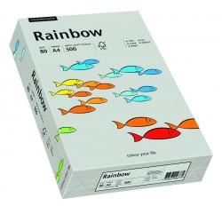 Papier xero kolorowy Rainbow szary 96