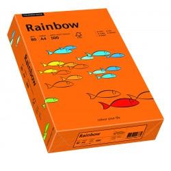 Papier xero kolorowy Rainbow ciemno pomarańczowy 26