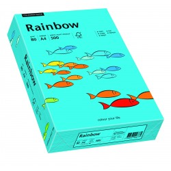 Papier xero kolorowy Rainbow niebieski 87