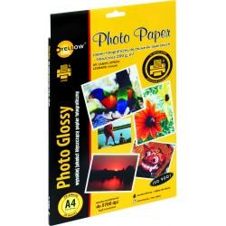 Papier foto A4 200g A20 błysz. (L4G200) LASER Yellow One