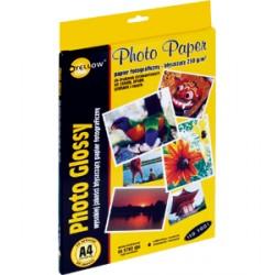 Papier foto Yellow One A4 230g A20 błysz. (4G230)