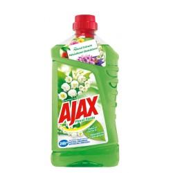 Płyn Floral Fiesta AJAX 1L Flo wers of Spring (zielony)