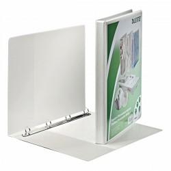 Segregator ofertowy LEITZ Panorama standard, A4+, 4RR/16, grzbiet 29 mm, biały