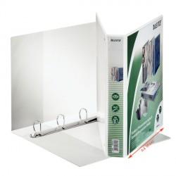 Segregator ofertowy LEITZ Panorama standard, A4+, 4DR/30, grzbiet 50 mm, biały
