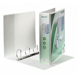 Segregator ofertowy LEITZ Panorama standard, A4+, 4DR/50, grzbiet 77 mm, biały