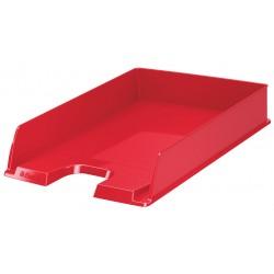 Półka na dokumenty Europost Vivida, czerwony